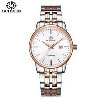 2017 OCHSTIN New Brand Womens Watches Quatrz Wrist Watch Simple Design Casual Dress For Women Waterproof