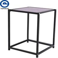Modern Design Wooden Side Table Minimalist Tea Table Coffee Table Furniture Living Room Sofa Craft Table