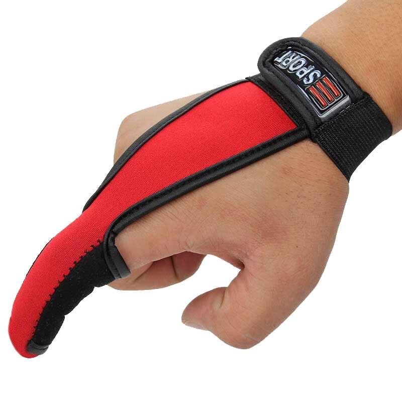 Protector Gloves Single Finger For Fishing Bare Fingertips Fishermen Surfcasting Non-Slip Glove Sea Fishing Tool