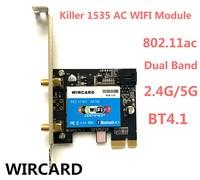 New Wlan 2 In 1 WR 135 Killer Wireless 1535 802 11 A B G N