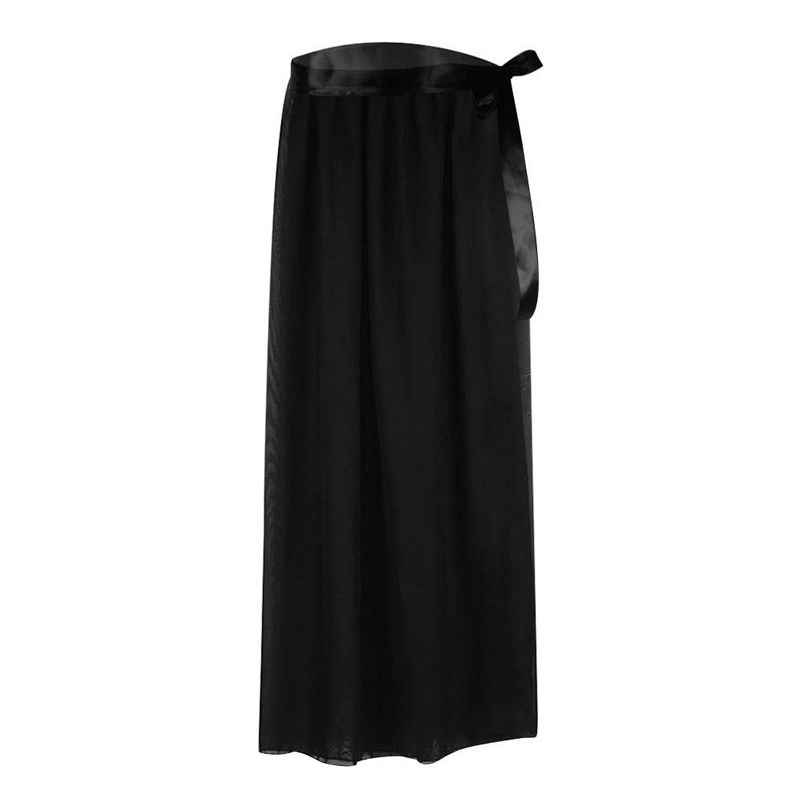 809db5ed8d8 Detail Feedback Questions about New Sexy Bandage Ladies Bikini Cover Up  Chiffon Swimwear Sheer Beach Maxi Wrap Skirt Sarong Pareo Long Dress on ...
