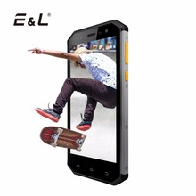 E&L S50 Original Waterproof Shockproof Phone IP68 5 Inch HD Octa Core 3GB+32GB Dual Sim Camera 8MP+13MP Android 7.0 Mobile Phone