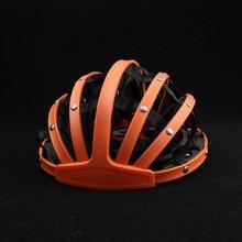 Foldable Bicycle Helmet Bike Folding helmet Ultralight Unisex Cycling Helmets Road Man Women Capacete Ciclismo