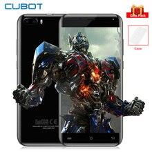 Хорошее CUBOT R9 Android 7,0 мобильных телефонов 13MP + 5MP двойной камеры 5,0 «ips HD Экран 4 ядра 2 ГБ + 16 ГБ MTK6580A 3g смартфон отпечатков пальцев