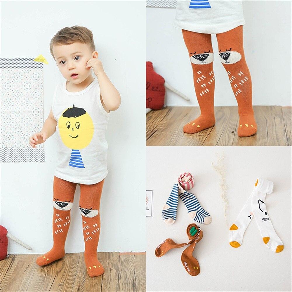 EASY BIG 0-36M őszi pamut 100% baba harisnyanadrág csúszásgátló - Bébi ruházat - Fénykép 4