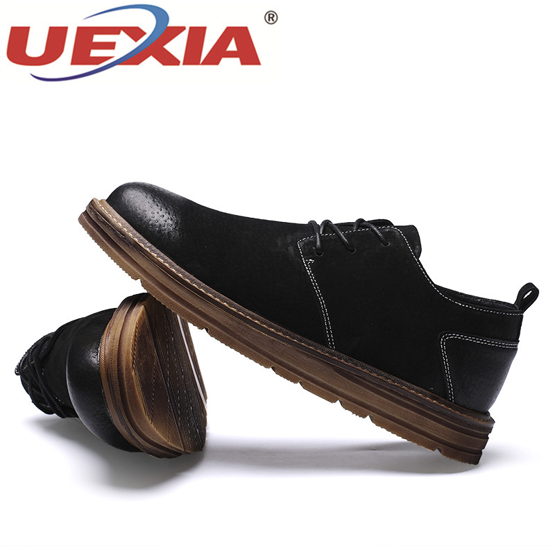 Qualité Occasionnels Vente De cousu Hommes Mode Haute D'affaires Dentelle Cuir Main Chaude Formateurs Sneakers khaki up Uexia Doux black En Brown Chaussures f6v7yYbg