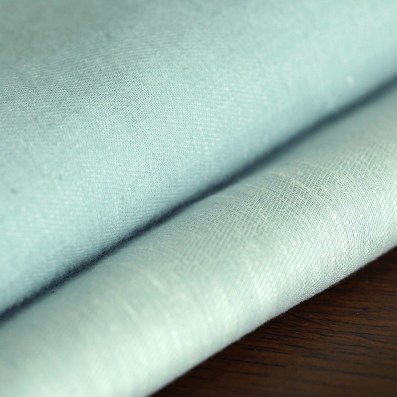 Tessuto tinto tessuto di cotone autunno e inverno vestiti dei vestiti tessuto di cotone panno di lino tessuto di lino naturale all'ingrosso - 3