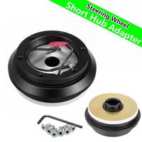 647952 New Short Steering Wheel Hub Adapter high quality Durable Usability For Honda Civic CRX Acura Integra DXY88 127251B