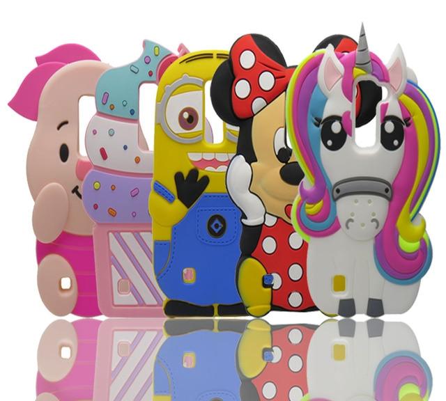 cc4b71e9f6d Fundas For LG Spirit Cover Soft Silicon Phone Case Cute Cartoon Stitch  Minnie Cover For LG Spirit 4G LTE H420 H422 H440 C70