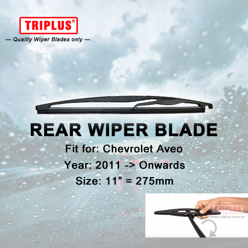 Rear Wiper Blade For Chevrolet Aveo 2011 Onwards 1pc 11 275mmcar