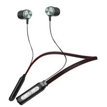 Zapet BH1 IPX5 Водонепроницаемость Спортивные Беспроводной наушники с шейным bluetooth наушники встроенный микрофон для телефона гарнитуры Динамик