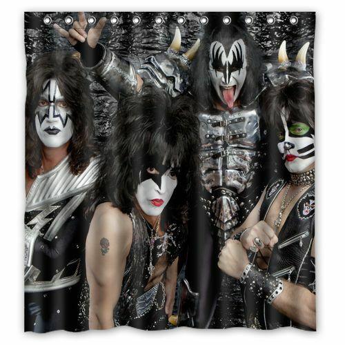 Baru Kedatangan Custom Rock Kiss Band