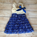 1 años de edad baby girl dress summer style girl lace dress linda ropa de los cabritos de la muchacha sin mangas dress