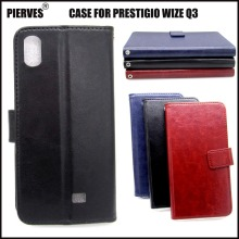Casteel Classic Flight Series high quality PU skin leather case For Prestigio Wize Q3 PSP3471DUO Case Cover Shield цена и фото