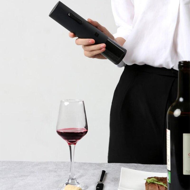 Mijia Automatic Wine Bottle Opener Electric Corkscrew 3