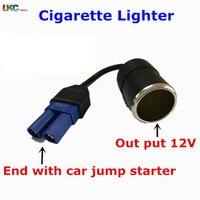 100 шт./лот DHL Бесплатная EC 5 провода прикуривателя адаптер для 12 В автомобиль скачок стартер Источники питания