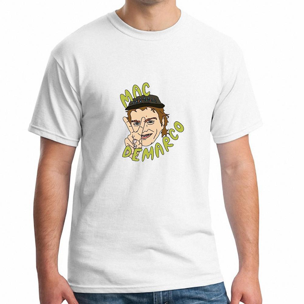 Design t shirt on mac - Men Casual Funny T Shirt 2017 Fashion Japan Anime T Shirt New Arrival Creative Art Design Cartoon T Shirt Mac Demarco