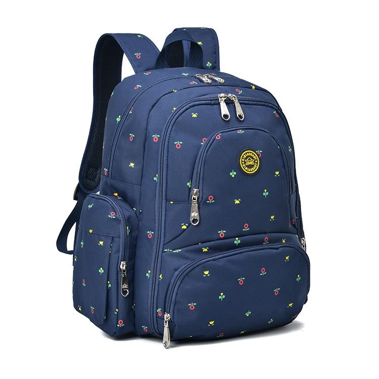 qimiaobaby large capacity diaper bag backpack waterproof multifunctional diaper bag backpack for. Black Bedroom Furniture Sets. Home Design Ideas