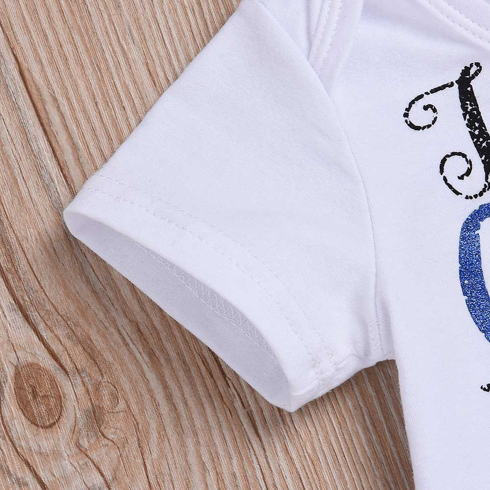 Baby Boys Girls Russia Football Printed Clothes Tops T-Shirt Shorts Set Outfits casual style Kids Clothing Sets