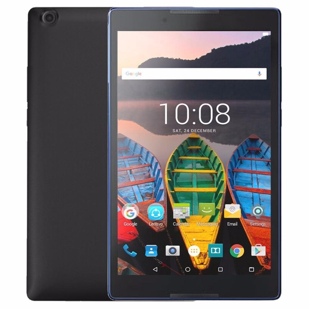 Original 8 inch Lenovo Tab3 850F MediaTek MT8161 Quad Core 1GB/ 2GB + 16GB Android 6.0 Tablet PC Support Bluetooth WiFi GPS original 8 inch lenovo yoga tablet 3 yt3 850f qualcomm apq8009 quad core 2gb 16gb android 5 1 tablet pc 8mp rotation camera