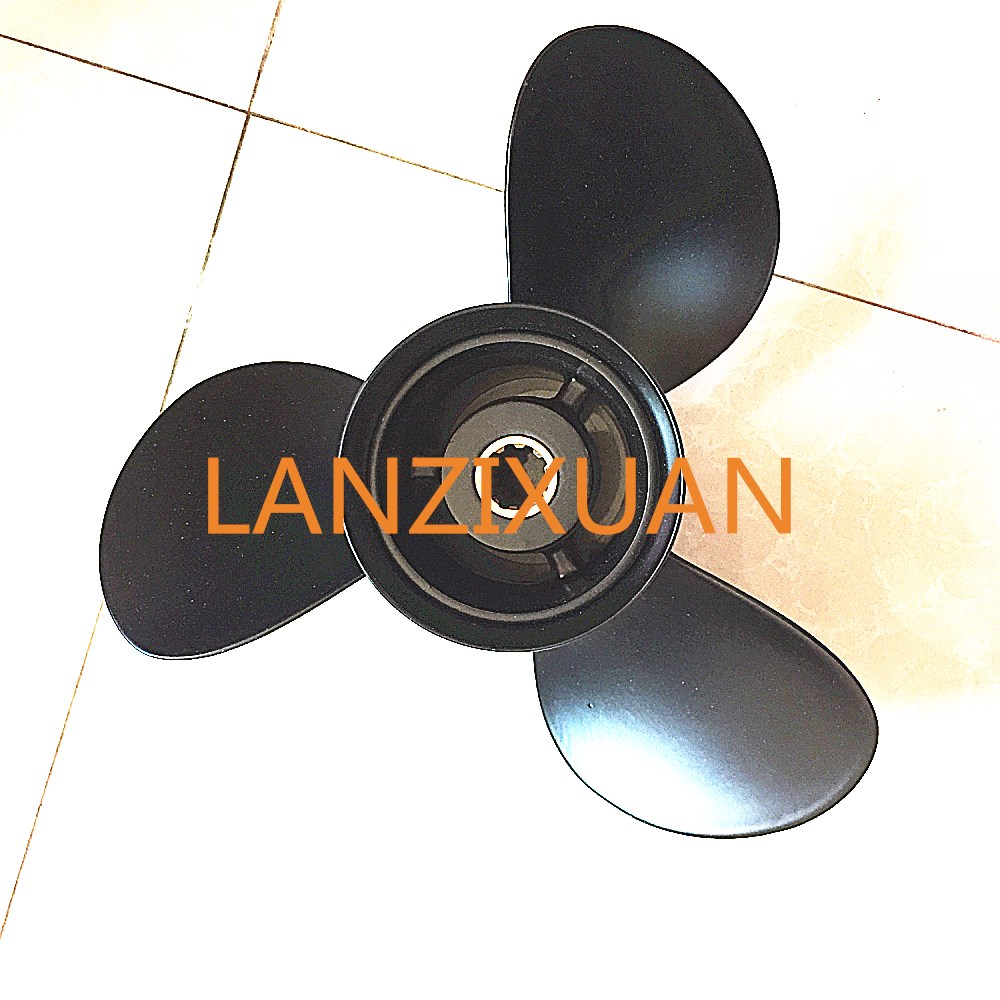 99x13 Boat Motor Propeller For Tohatsu Nissan 25hp 30hp 2000 Yamaha T50 Outboard Wiring Engine 99 X 13