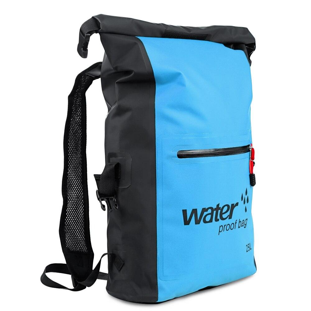 6776f83b88 25L Waterproof Dry Bag Backpack Rucksack Storage Pack Sack Swimming Rafting  Kayaking Camping Floating Sailing Canoe Boating - aliexpress.com - imall.com