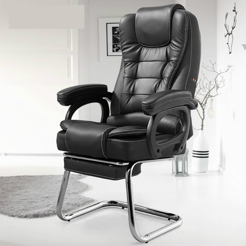 Computer Chair Home Cowhide Office Chair Leather Swivel Lifting Gaming Chair Reclining Silla Oficina Cadeira Gamer Silla Gamer