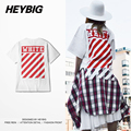 American Fashion Tops NEBRASKA Skateboard tshirts NEW 2016 Heybig swag clothing Men hiphop t-shirts classic tee Chinese SIZE