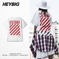 Americana de Moda Tops NEBRASKA camisetas Skate NUEVO 2016 ropa de Los Hombres de hiphop camisetas botín Heybig camiseta clásica TAMAÑO Chino
