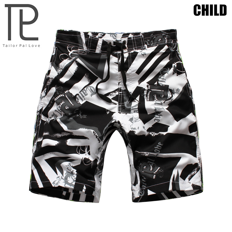 2017 Hot Sale Summer Boy Beach   Shorts   Swim   Board   Surf Swim Children Sport Trunks   Short   Trunk Printed Kids Swimwear   Board     Shorts
