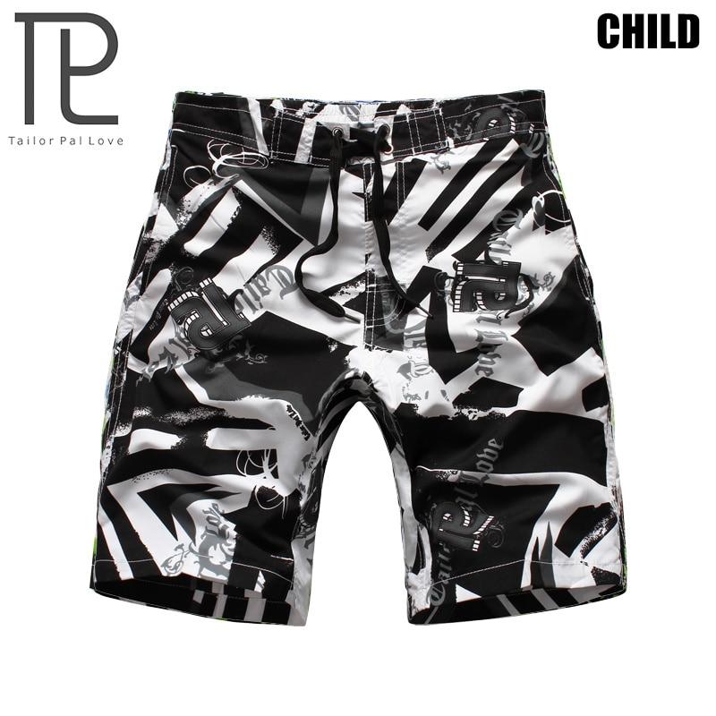 2017 Hot Sale Summer Boy Beach   Shorts   Swim   Board   Surf Swim Children Sport Trunks   Short   Trunk Printed Kids Swimwear   Board     Shorts