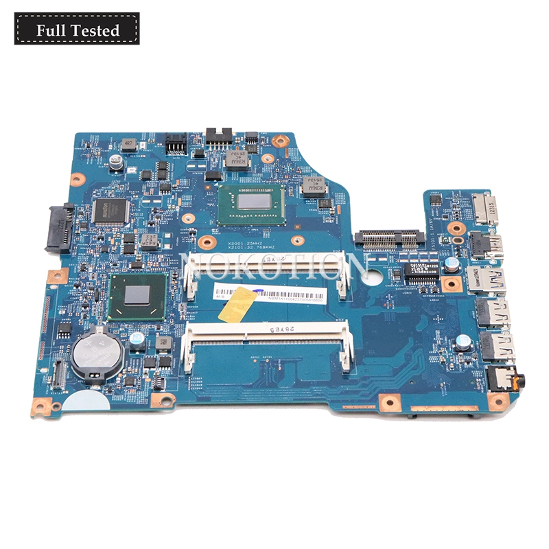 NOKOTION NBM1K11004 48 4VM02 011 Main board For font b Acer b font Aspire V5 531