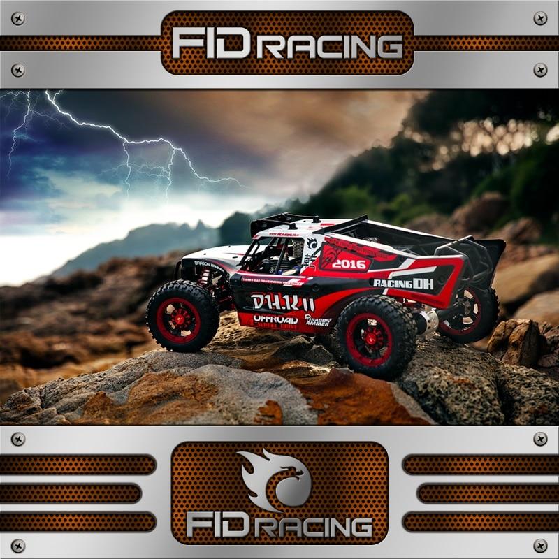 1:5 FID Racing 2.0 Dragon Hammer Desert Truck Zenoah G320 32CC Engine RTR High performance losi micro desert truck электро синий rtr losb0233t2