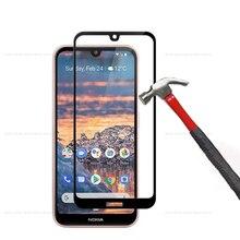 زجاج 9H لهاتف Nokia 4.2 3.2 2.2 5.1 7.1 8.1 Plus واقي شاشة لهاتف Nokia 7 Plus 9 X5 X6 2 3 5 6 2018 زجاج مقسى واقي