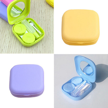Pocket Mini Contact Lens Case