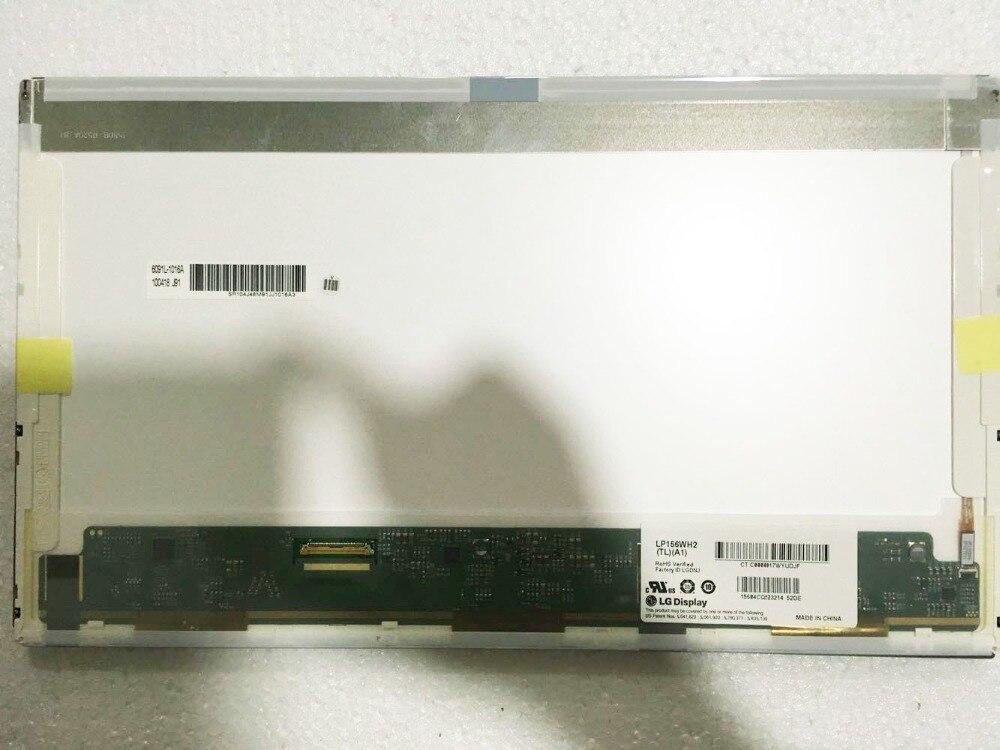 15 6 Laptop Matrix For HP Compaq 255 G1 E3U62UT LCD Display 40 Pins HD 1366X768