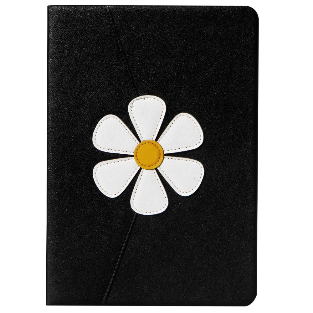 Case for iPad Air 1, Carry360 Fashion Luxury Flip Flower PU Leather Stand Smart Cover for iPad Air 1 + Screen Protector + Stylus