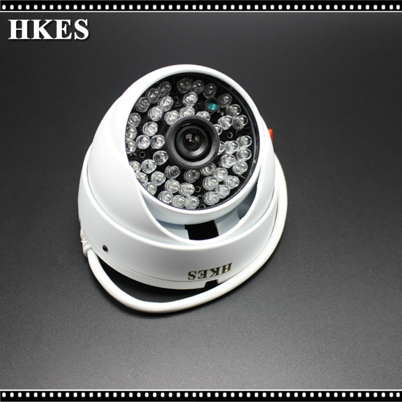 HKES D636 H.264 HD 1080P AHD Camera 2MP Security CCTV Camera Home Surveillance with wide angle 3.6mm Lens