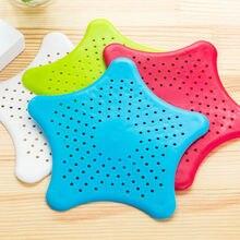 Звезда Форма Пластик Кухня мятно план для ванной душевая сливная