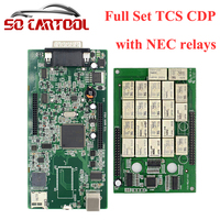 Lowest Price 2015 VCI TCS CDP Pro DS150E Diagnostic Scanner CDP DS150 2014 R2 With Keygen