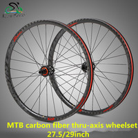 M920 C9.0 ultralight carbon fiber rim wheels XDtaki BMX MTB wheelset hub thru axis shaft mountain wheel set