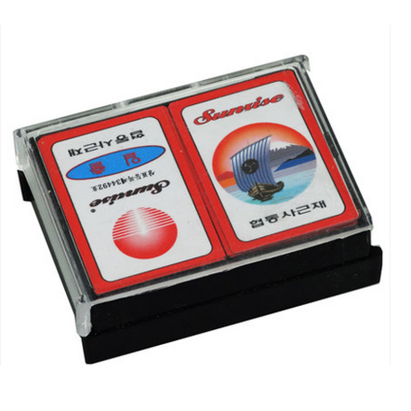 Table Game  Korea Flower PVC WaterprooGostop Go Stop Board Game Cards Popular Family Party