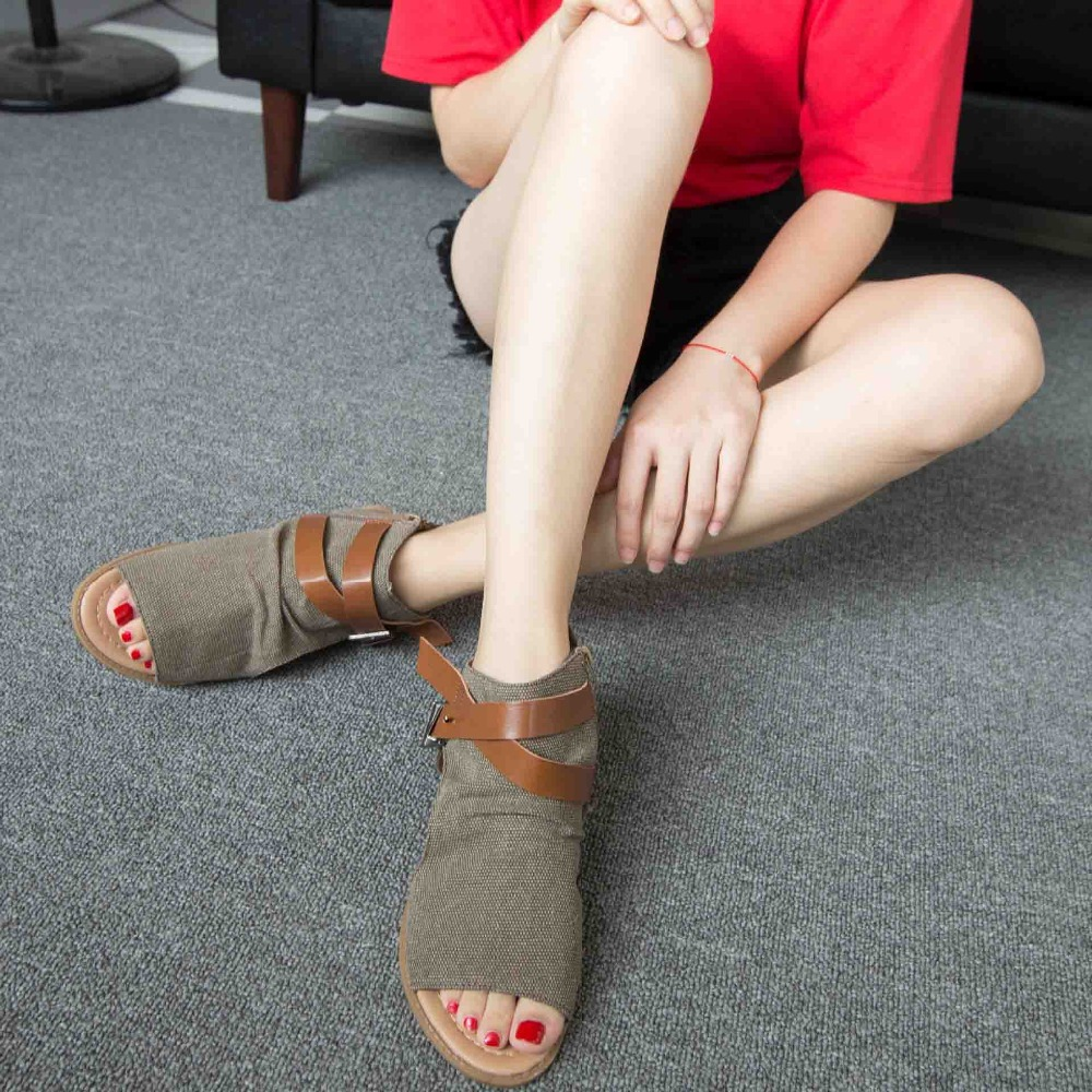 Women Wedges Sandals Plus Size 36-42 Woman Summer shoes 2018 New Fashion Casual Shoes For Woman European gladiator Sandals plus size 34 44 summer shoes woman platform sandals women rhinestone casual open toe gladiator wedges women zapatos mujer shoes