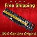Envío libre batería original del ordenador portátil para lenovo g480 g485 g500 g510 G580 G585 G700 G710 K49A M490 M495 V480 N581 N586 V480C