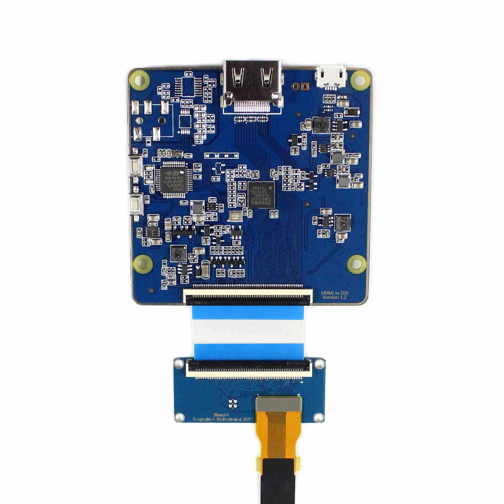 Detail Feedback Questions about HDMI To MIPI LCD Controller