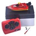 Radio control RC Barco de Alta Velocidad DEL Barco DEL RC Barco Eléctrico de Control Remoto Barco de Juguete Barco de Alto Rendimiento