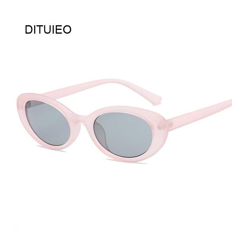 102a290614 Small Oval Sunglasses For Women Vintage Glasses Brand Designer Cat Eye Sun  Glasses Female Retro Eyewear