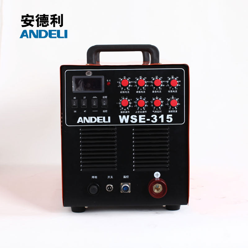 Andeli high frequency mosfet tig 315 ac dc argon tig for Argon ptable