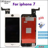 100 Check And Test AAA For IPhone 7 LCD Touch Screen Display Digitizer Assembly Replacement Black