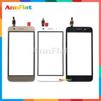 Hohe Qualität 5,0 Für Huawei Y3 2017 CRO-U00 CRO-L02 CRO-L22/Y5 lite Touch Screen Digitizer Front Glas Objektiv sensor Panel
